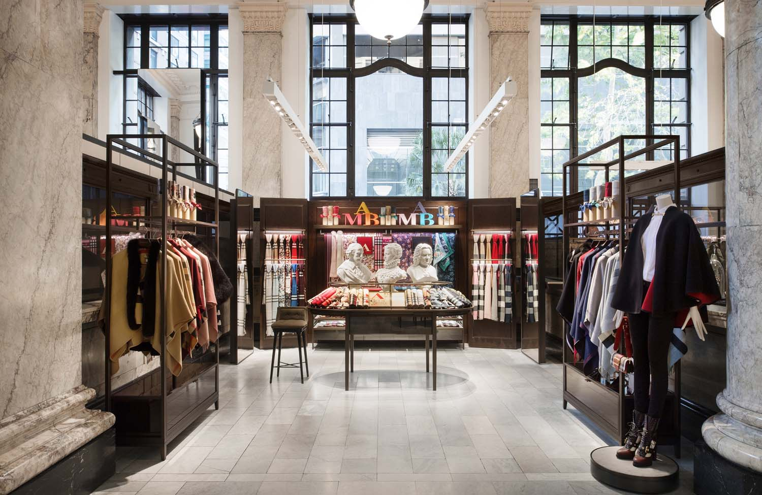 55ce3f895b The store will offer the largest Burberry product range found in Australia  and immersive audio-visual experiences for all customers.