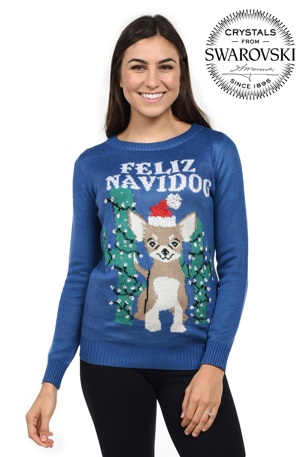 Would you buy this ugly $30,000 Christmas sweater? - Vogue Australia