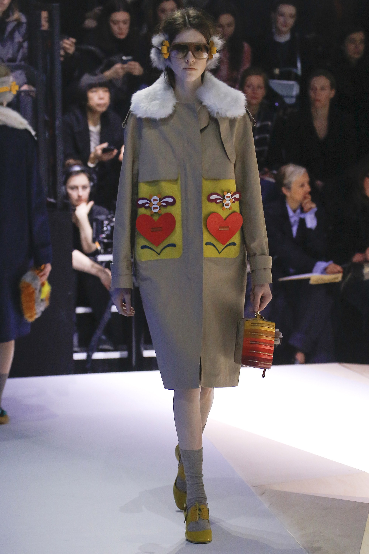 36ad8110a5b3 Suzy Menkes at London Fashion Week  day three - Vogue Australia