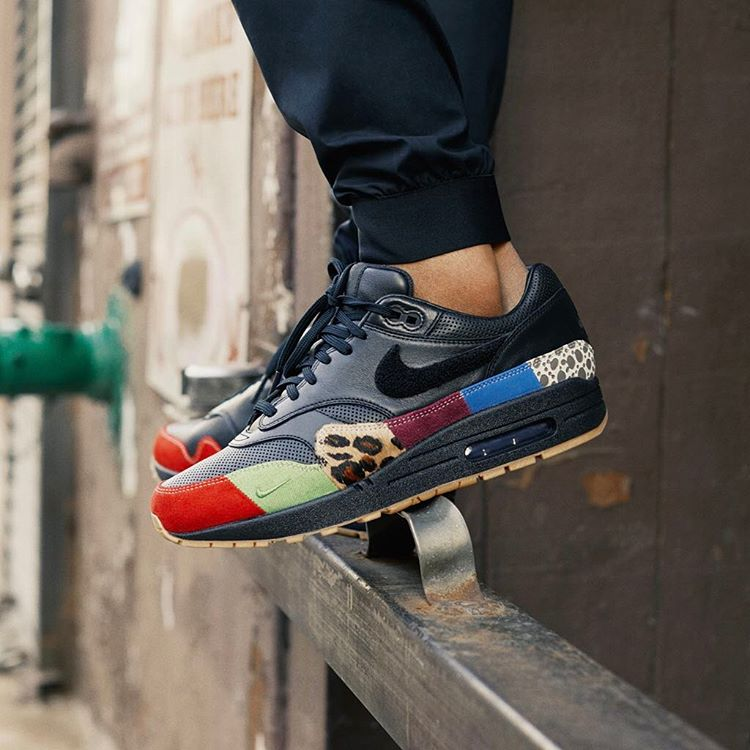 New Blood: Introducing Dave and the Nike Air Max 1 Ultra