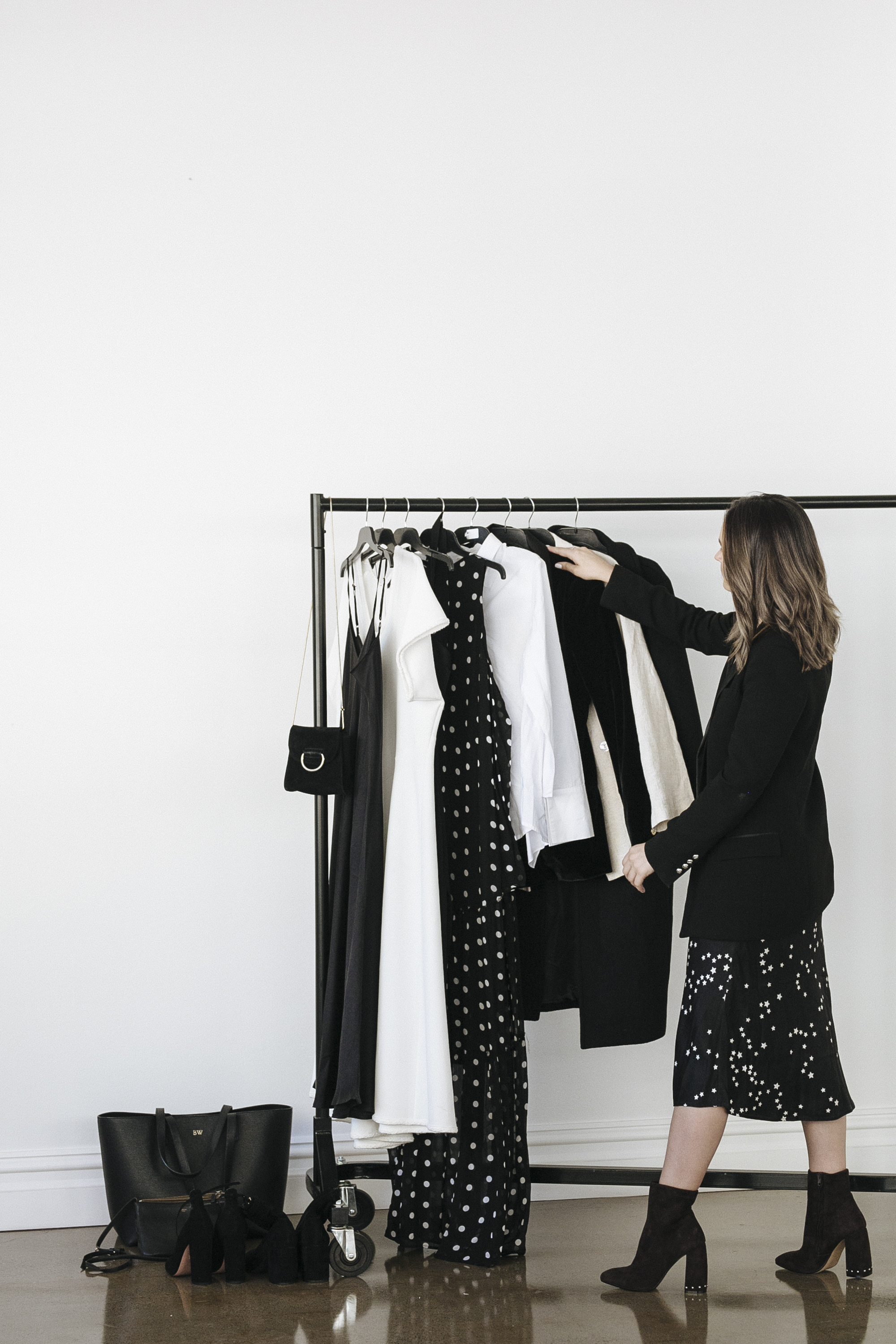 15734b360fed76 Four simple tips for organising your wardrobe this winter - Vogue ...