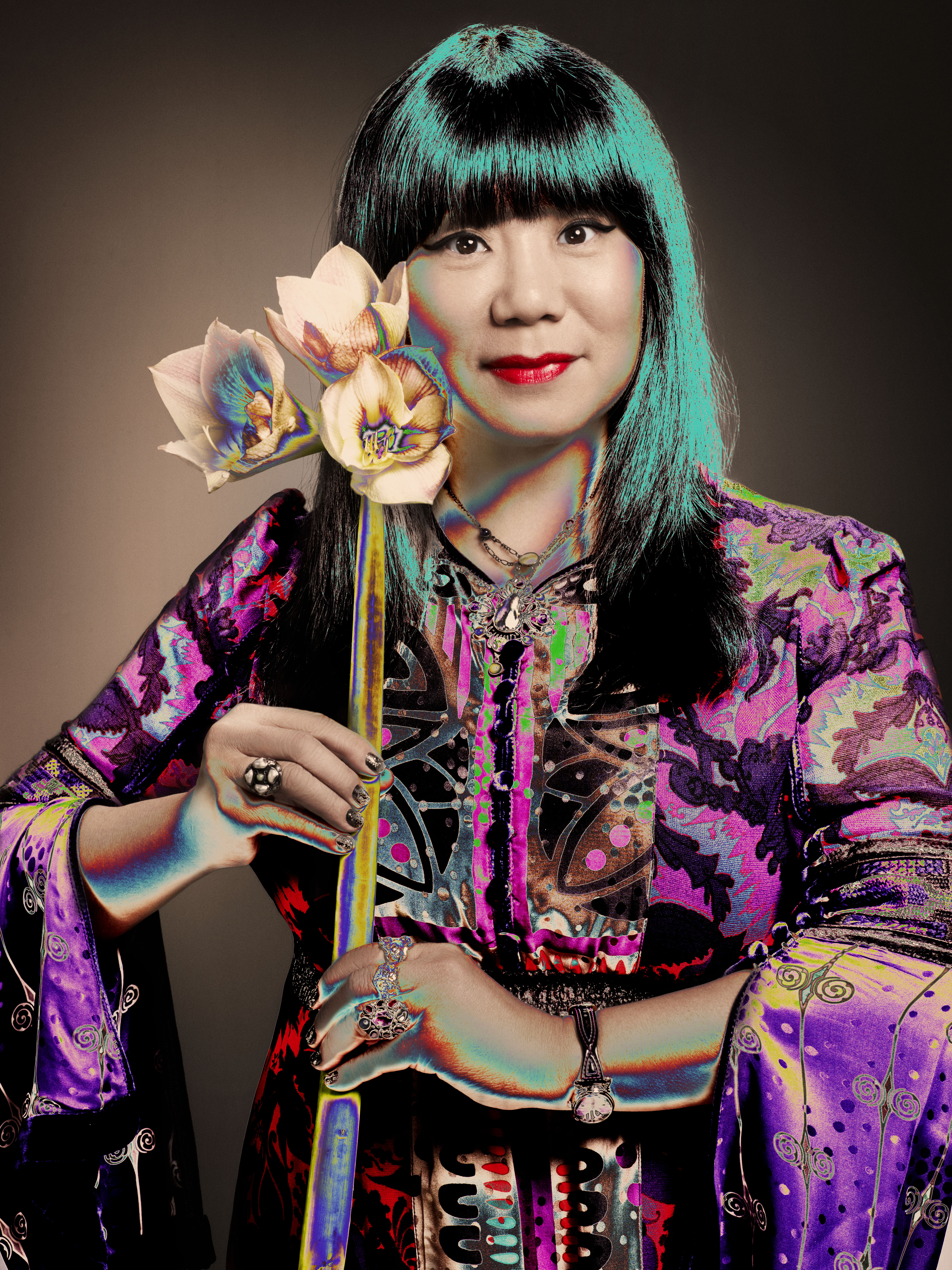 Anna Sui Fall Winter 2014 2015 New Women S Clothing Styles: Anna Sui's Kaleidoscopic Career