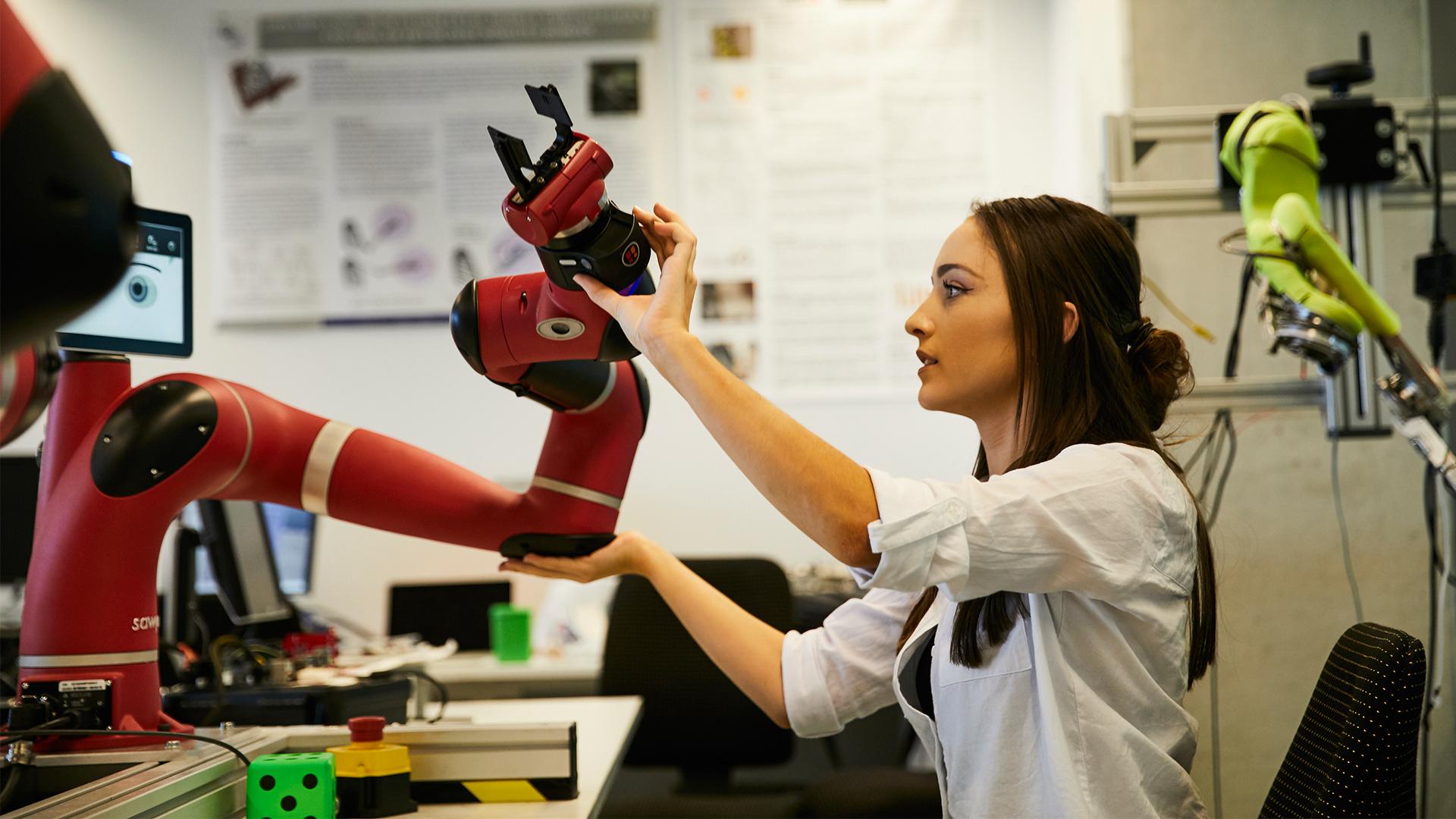 Meet the 19 year old female engineer breaking stereotypes