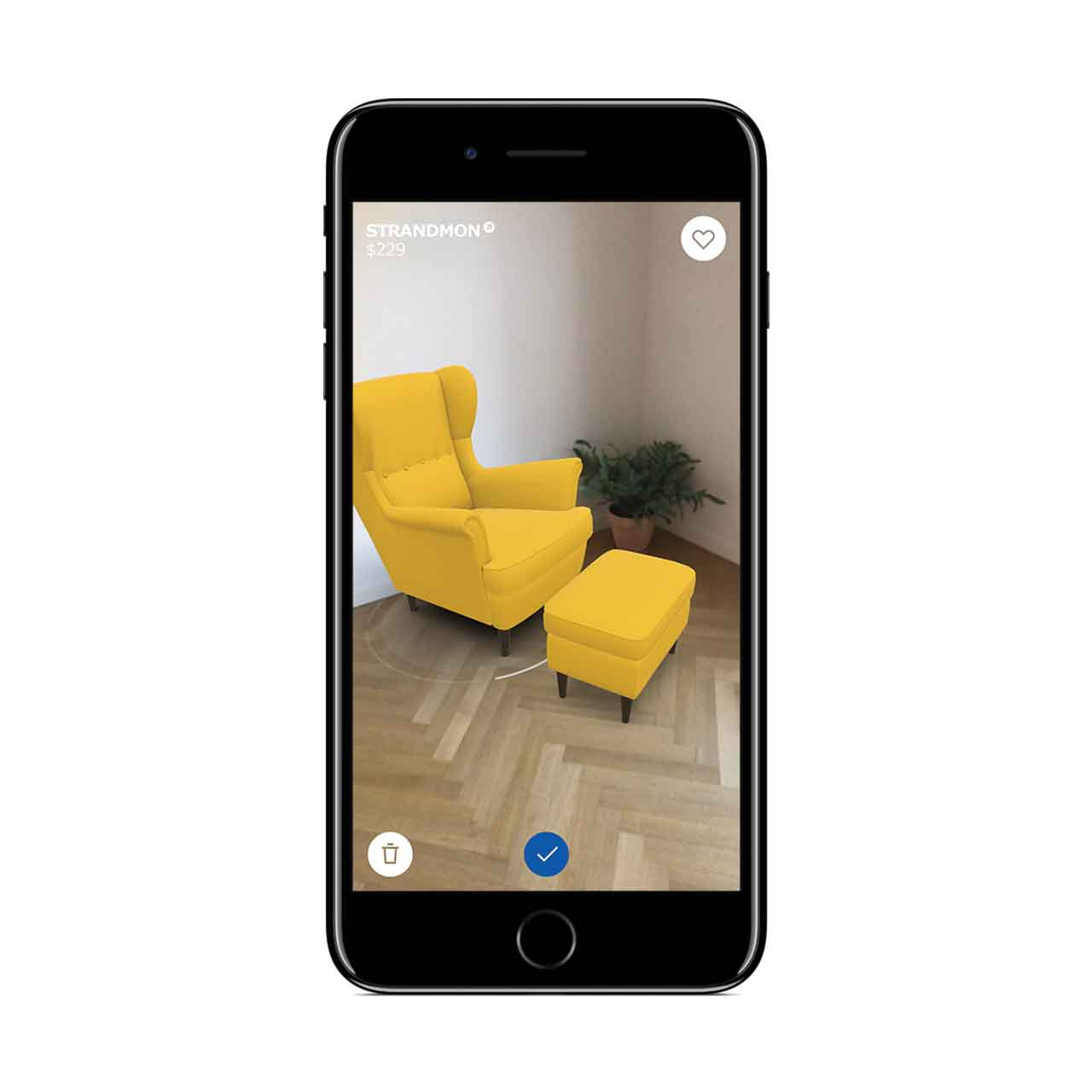 Ikea s new augmented reality app will change the way you for Ikea design app