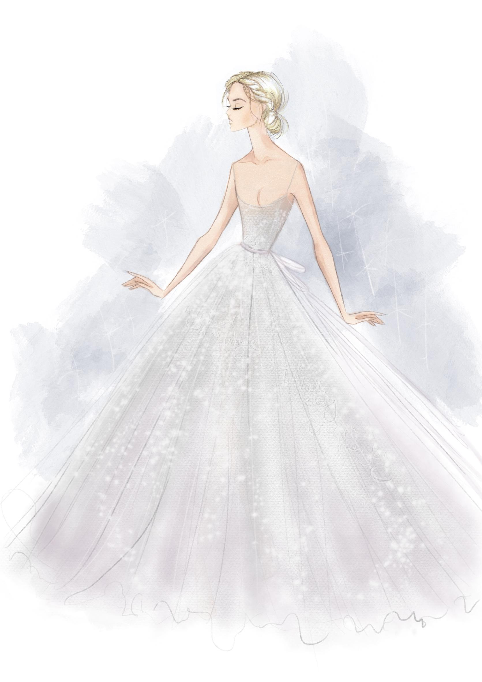 What Does This Mean To You And The Paolo Sebastian Brand Have Disney Entrust Me With Telling Their Stories Through Couture Is An Absolute Dream