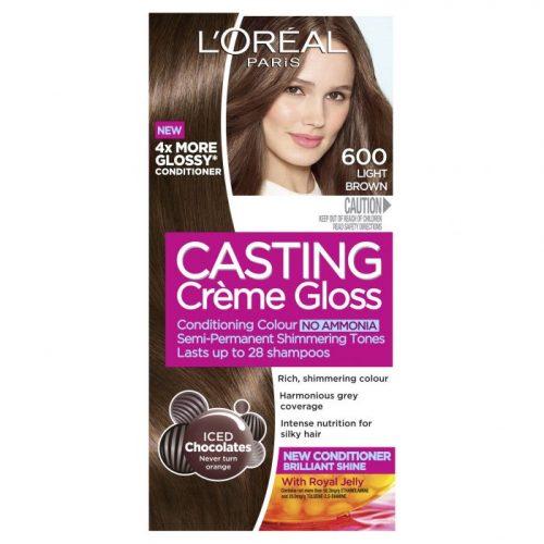 05dcdf660 L'Oreal Paris Casting Creme Gloss 600 Light Brown – National Pharmacies