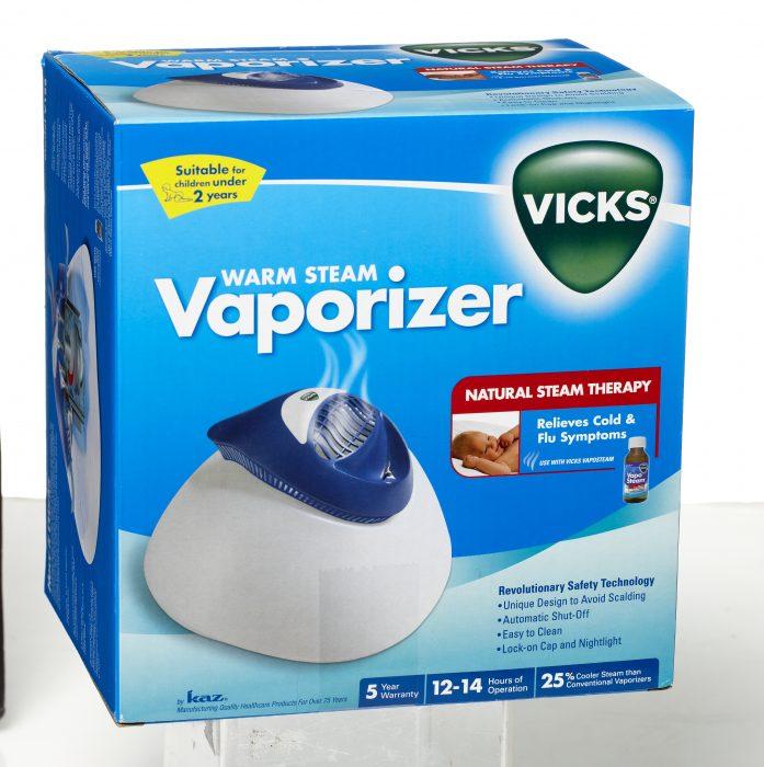 Vicks Warm Steam Vaporizer V188 National Pharmacies
