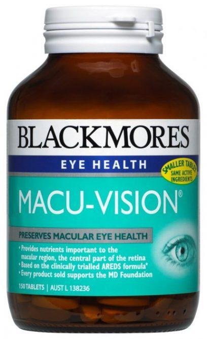 Blackmores-Macu-Vision-150-Tablets