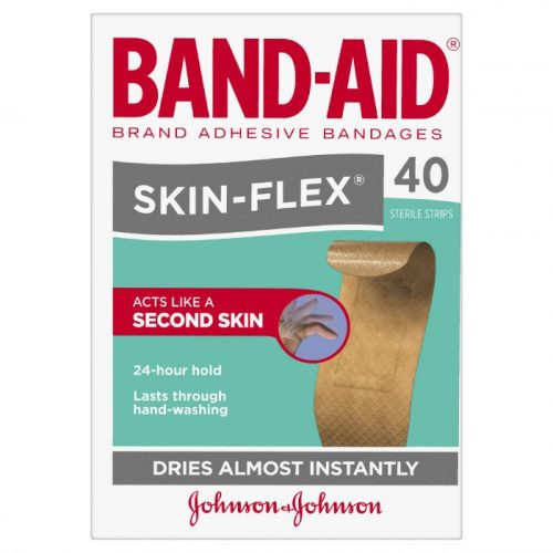 Band-Aid-Brand-Skin-Flex-Strips-40-Pack-1