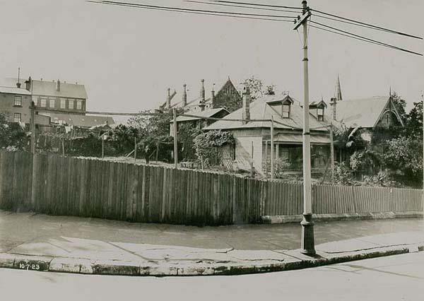 "North Sydney - North East Corner Blue & Miller Streets ""Marli"""