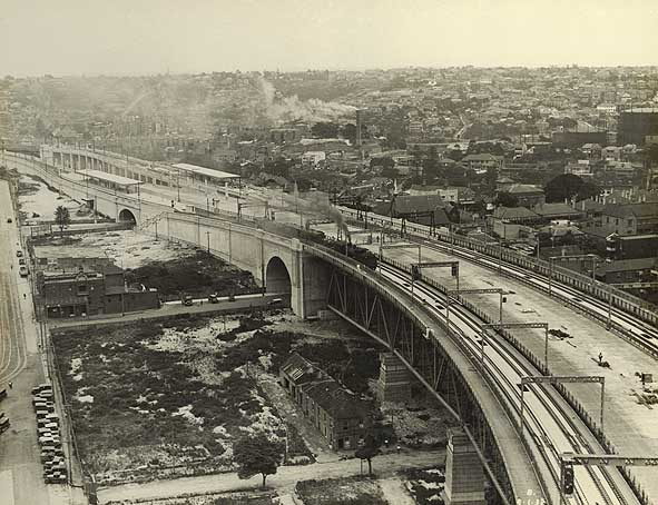 Sydney Harbour Bridge Photographic Albums | NSW State Archives