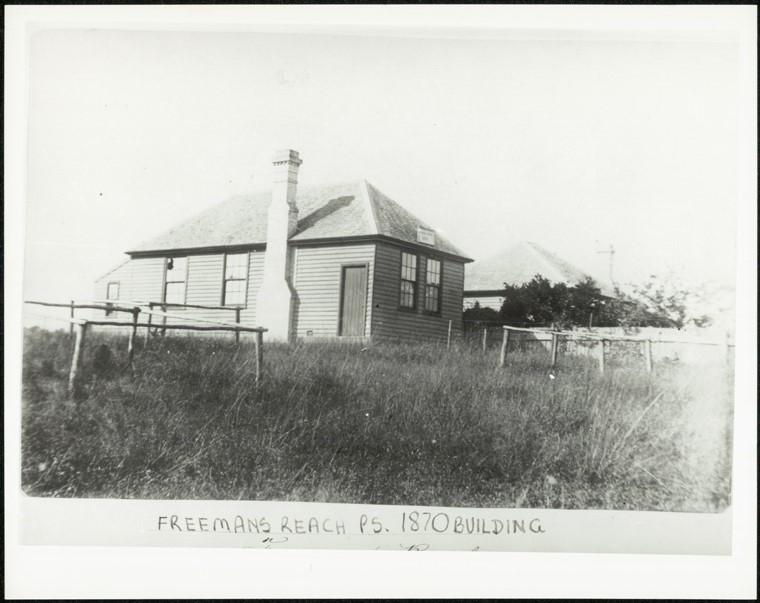 Freemans Reach Public School - 1870 building