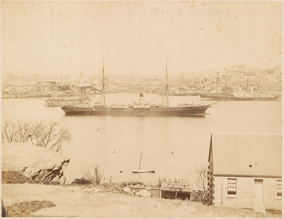 Darling Island - A.S.N [Australian Steam Navigation] Works, Pyrmont