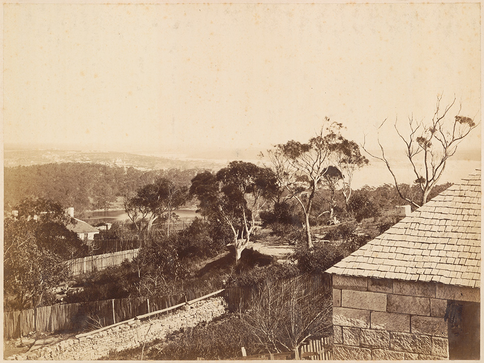 Panorama of Sydney from North Shore - No.1