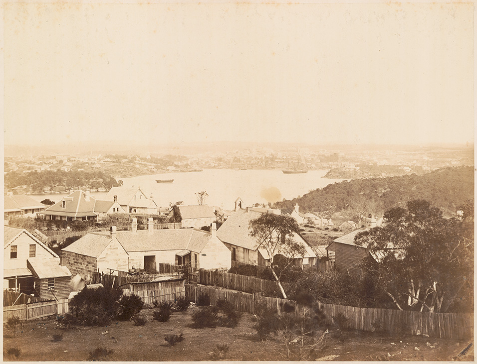 Panorama of Sydney from North Shore - No.2