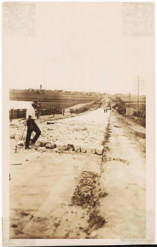 L6 - Reconstruction of main road Windsor
