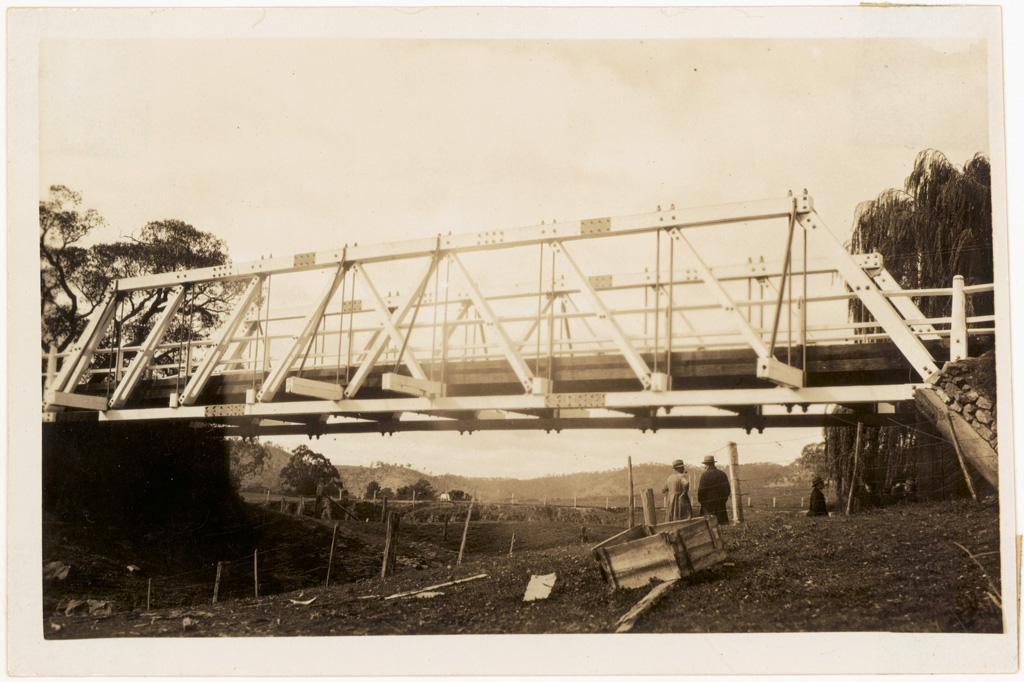 L11 - Cudgegong Bridge - Rylstone Shire on main road Sydney to Mudgee
