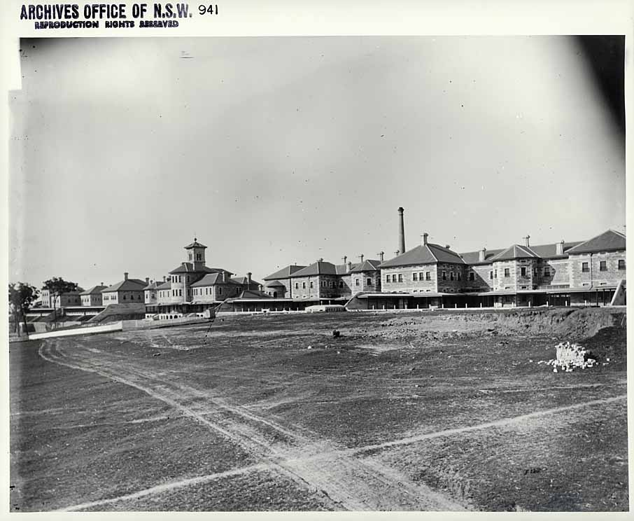 View of Callan Park Hospital, Rozelle (NSW)