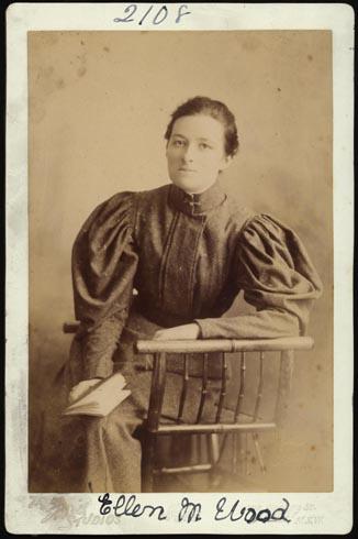 Ellen Maude Wood