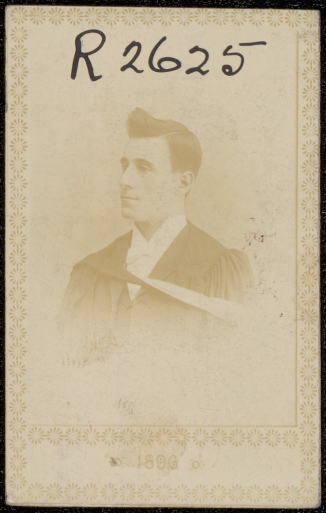 Photograph of George Joseph Chipperfield doctor