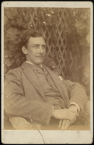 Photograph of Charles James Martin doctor