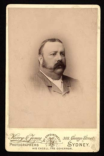 Photograph of James Harry Poland doctor