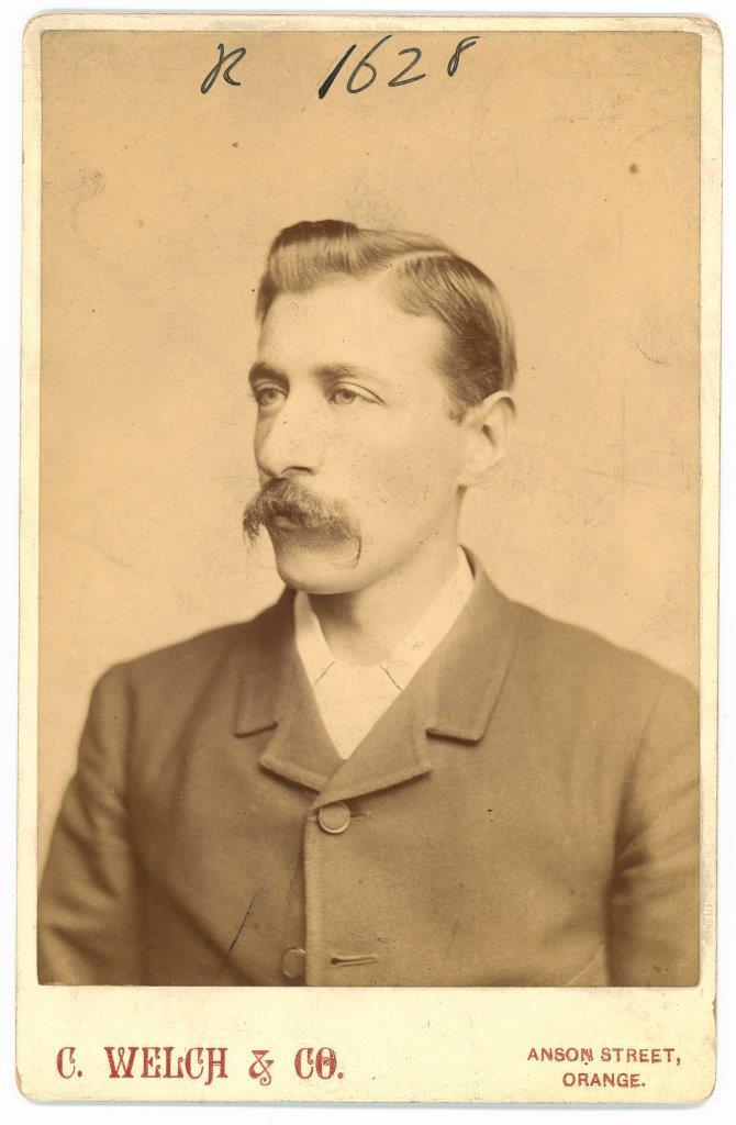 Photograph of George Arbuthnot Van Someren doctor