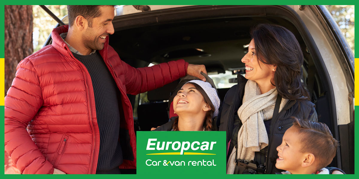 Flybuys Collect Points Stores Europcar