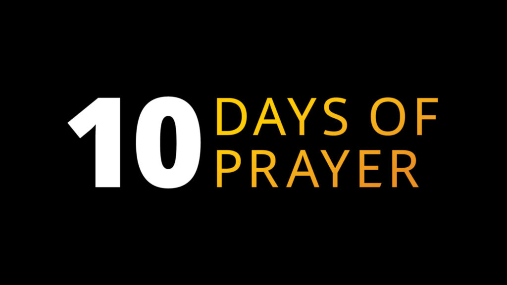 10-days-of-prayer