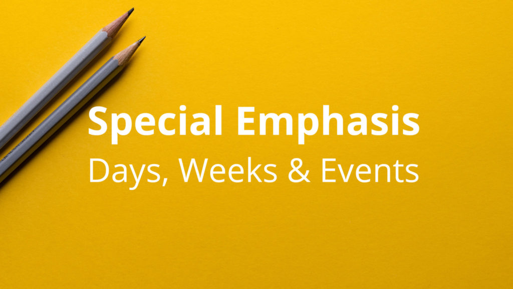 SPECIAL-EMPHASIS-DAYS-AND-EVENTS