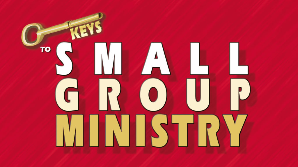 Small Group Ministry:interior