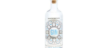 Griffiths brothers gin cold distilled springwise