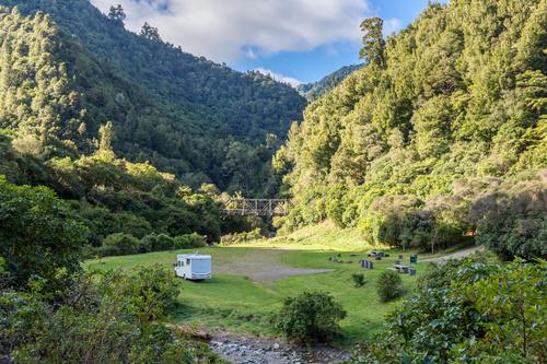 Manganuku Campsite photo