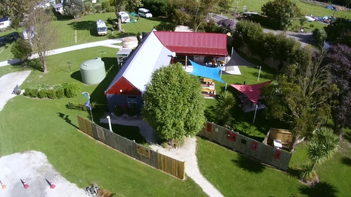 Glenavys Waitaki River Motor Camp Ltd photo