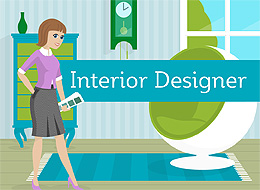 Your Career in the Interior Design Industry [Infographic]