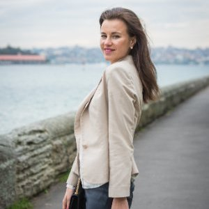 Alina Berdichevsky
