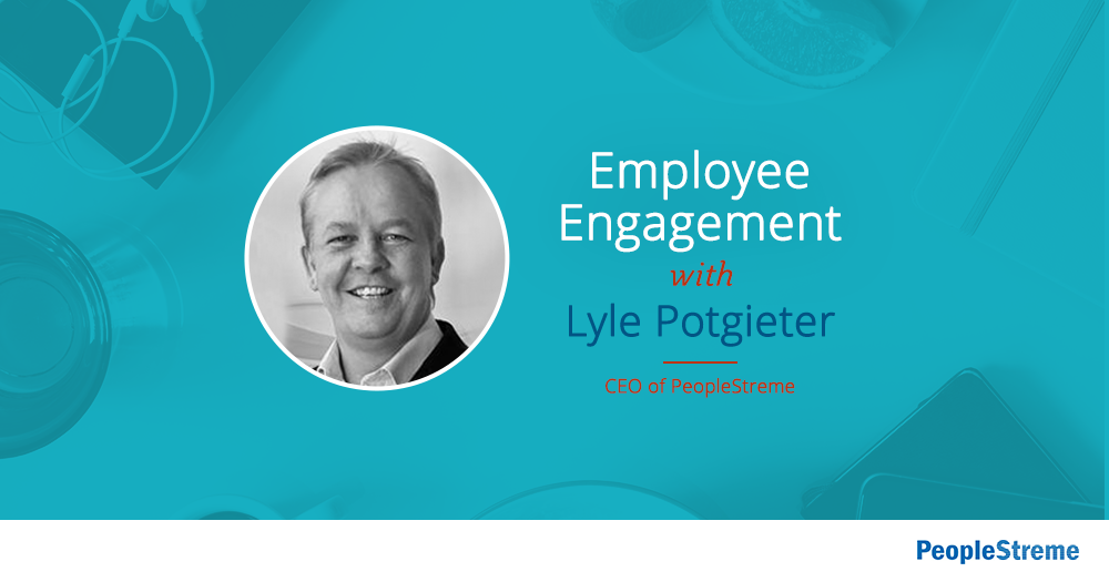 Lyle Potgeiter, CEO of PeopleStreme