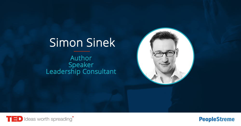 Simon Sinek, Ted Talk