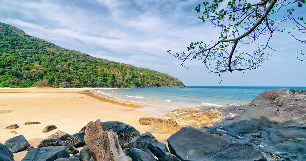 Best secret island in the world - exotic beach of Con Dao Vietnam