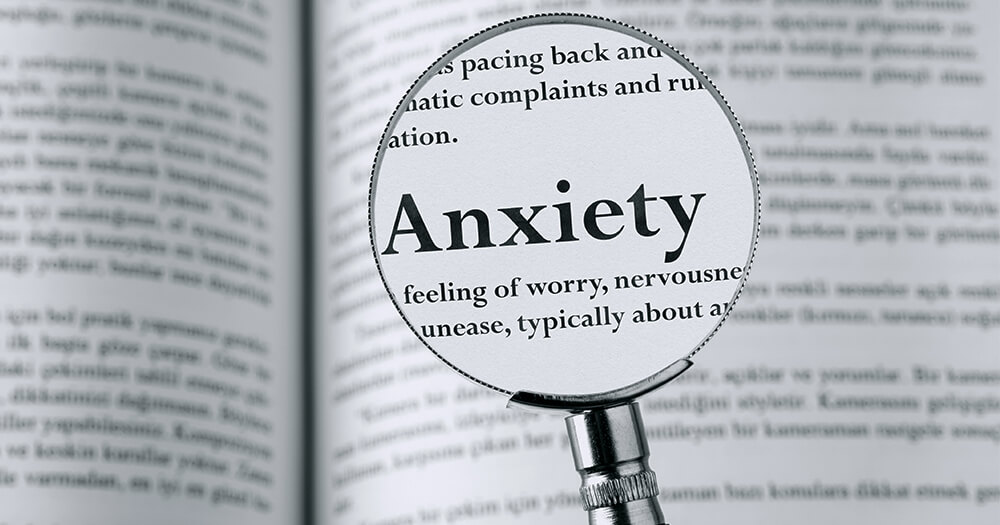 Helping people with anxiety