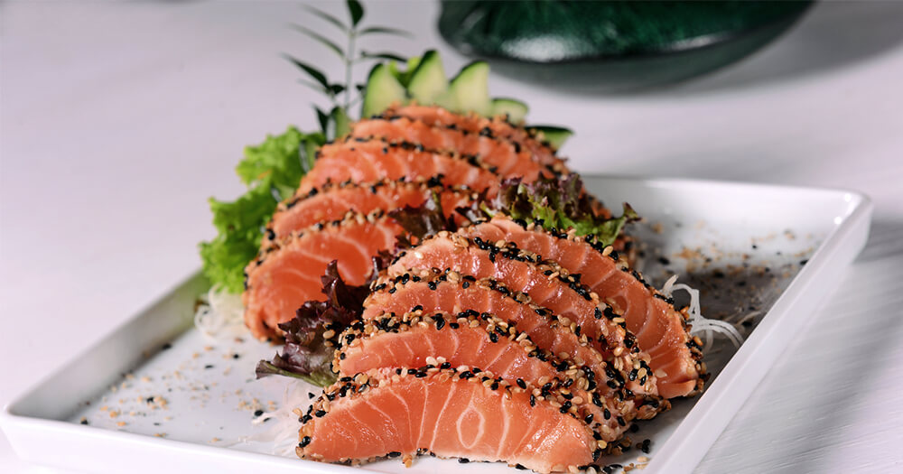 Vitamin B3 Niacin rich foods - salmon