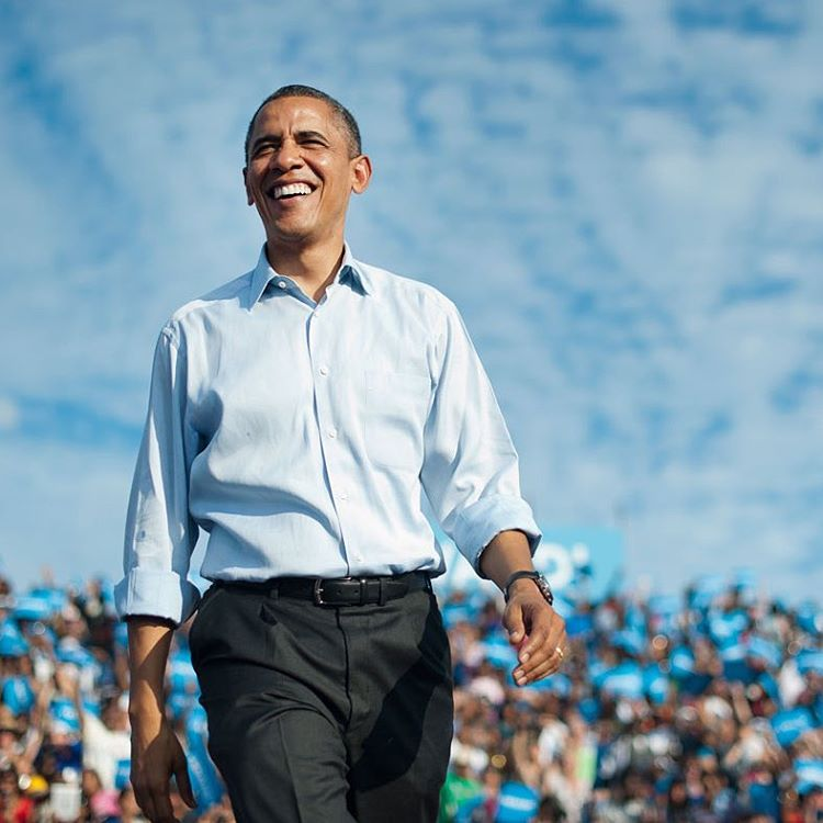 Barack Obama has all the traits of successful people