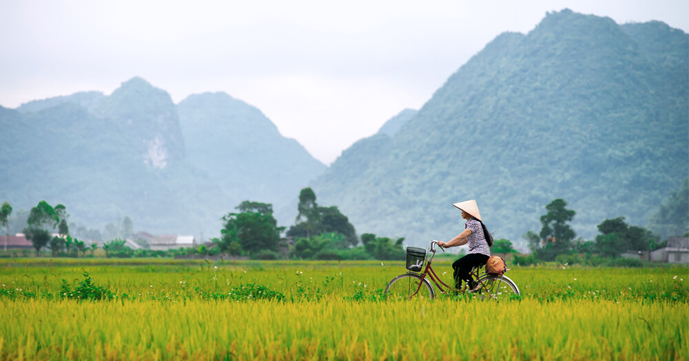 Bike riding - cycle holidays - Vietnam