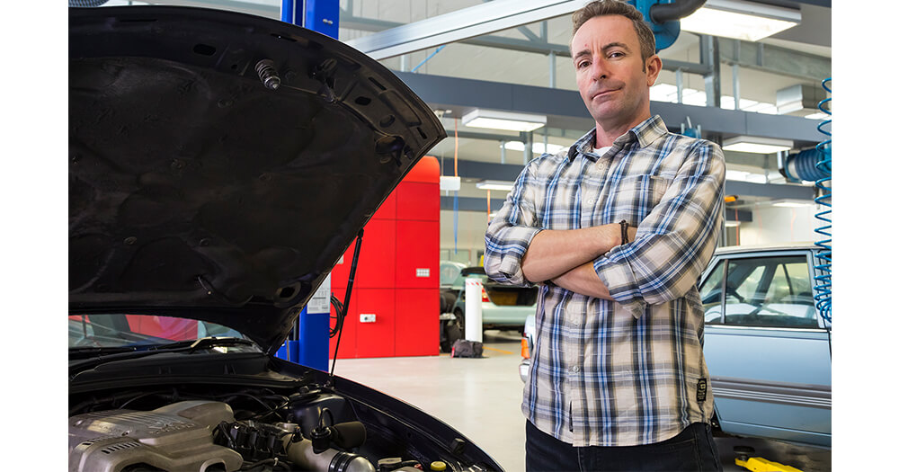Martin Dockerty - Automotive and mechanic course trainer