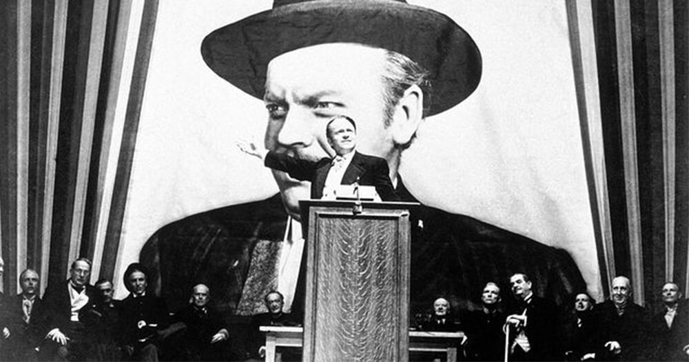 Citizen Kane movie - journalism movies