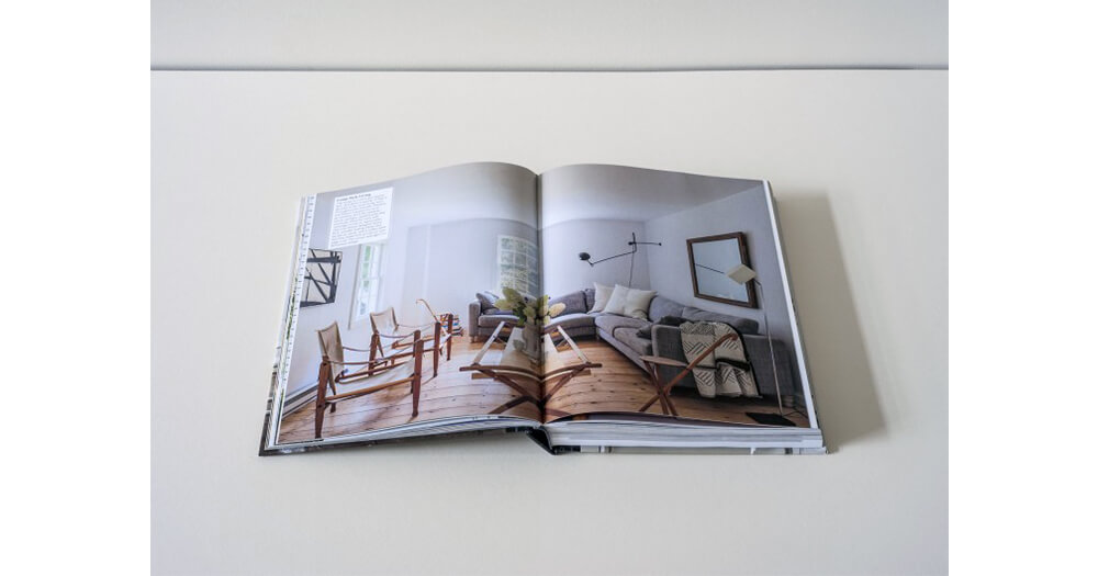 Remodelista by Julie Calrson, book spread