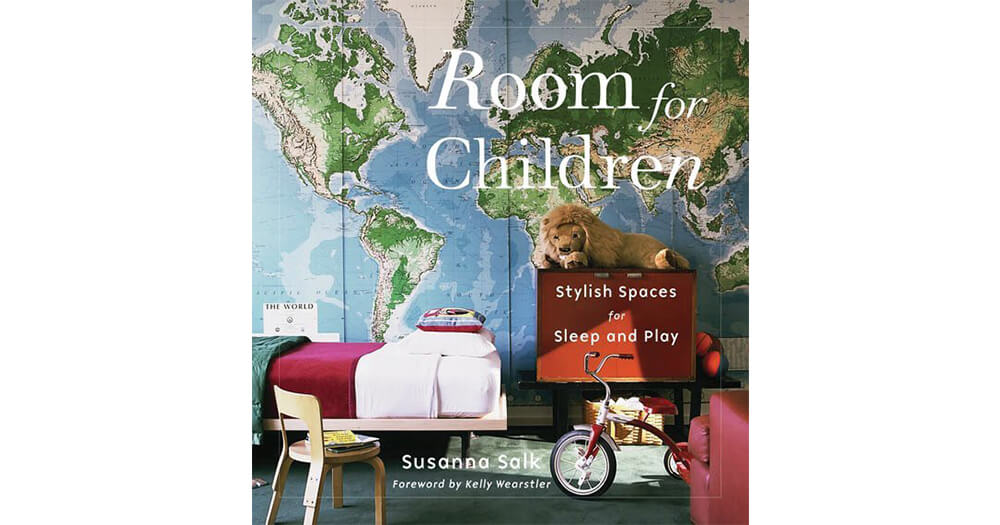 Room for Children, Susanna Salk book cover