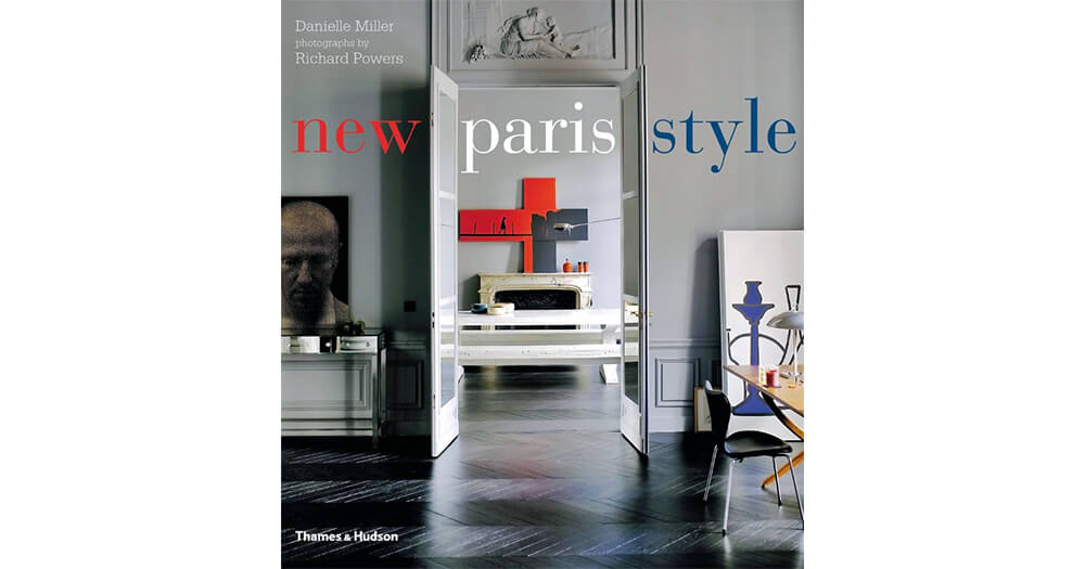 New Paris Style by Danielle Miller - Book cover