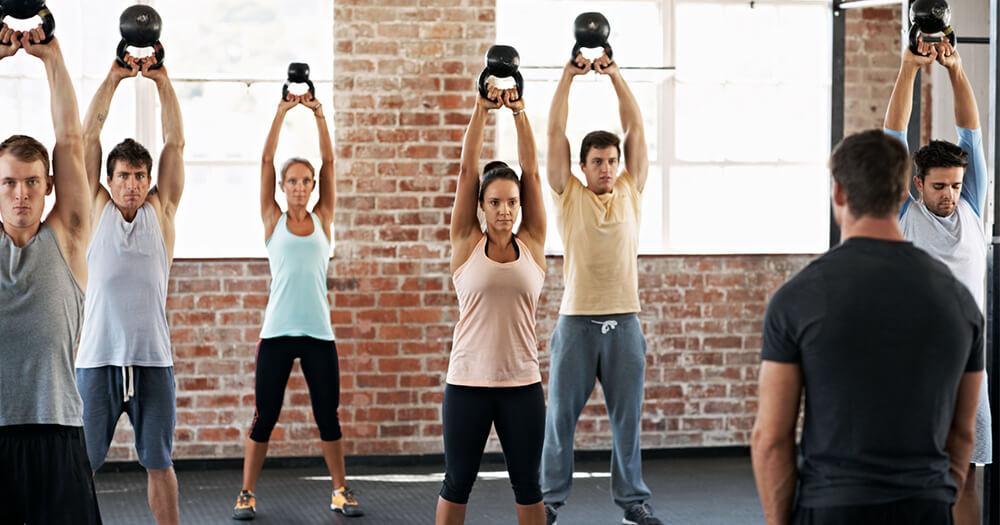 Fitness niche