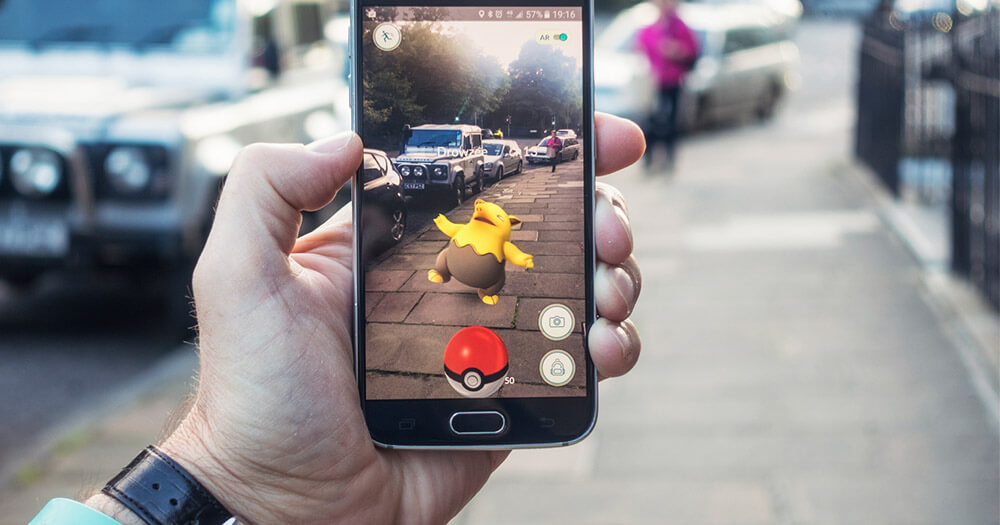 Playing Pokemon Go on the street and spotted a wild Drowzee, is Pokémon Go good?